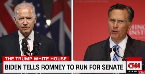 Biden Romney
