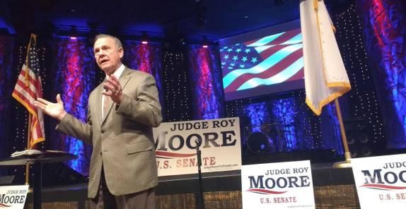 Judge Roy Moore