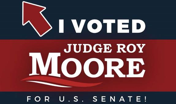 Roy Moore Senate