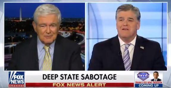 Deep State Sabotage