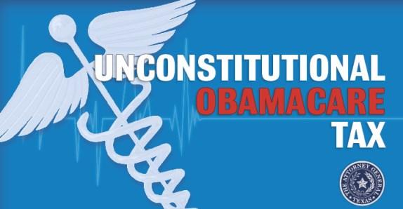 Unconstitutional Obamacare