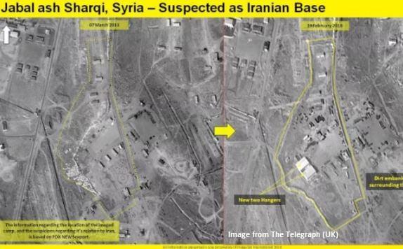 Iranian airbase