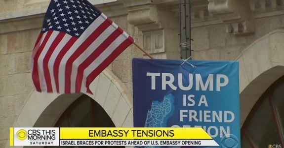 Embassy to Jerusalem