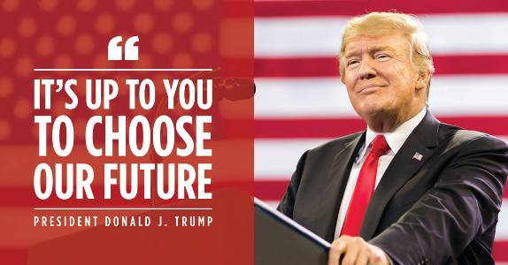 Trump Choose the Future