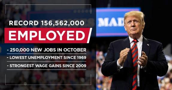 Trump on Employment