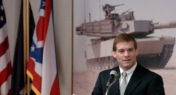 Jim Jordan Wartime leader