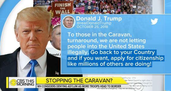 Trump and Asylum