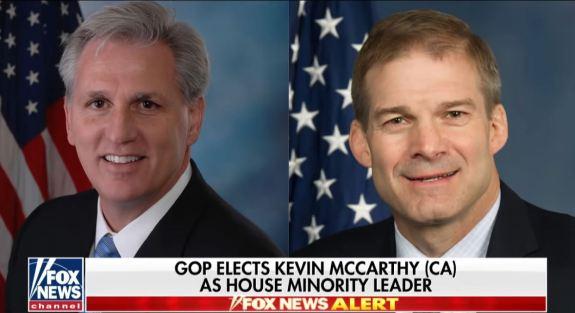 McCarthy and Jordan