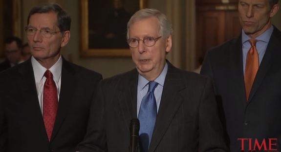 McConnell Wall Funding
