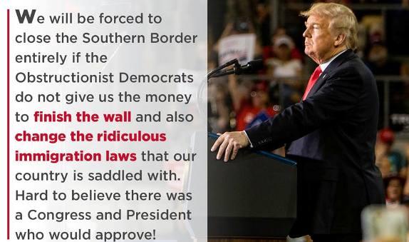 Trump on Democrats