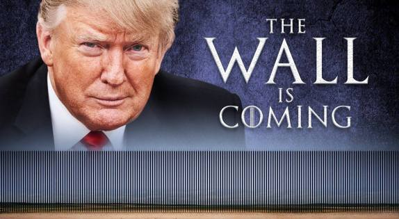 Trump Wall is Coming