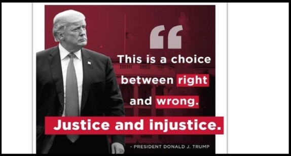Trump Justice and Injustice