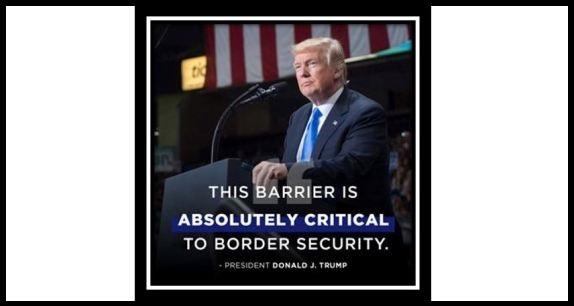 Trump barrier