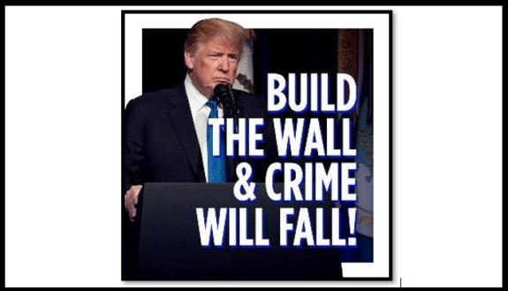 Build The Wall Crime Will Fall