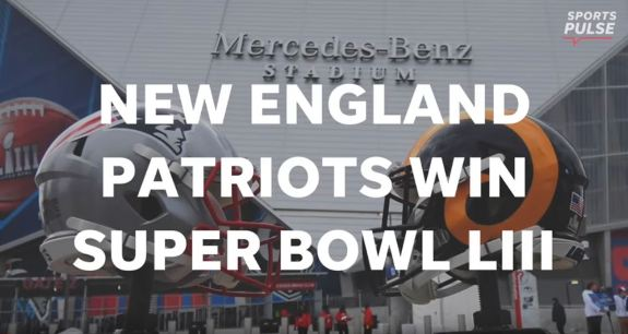Patriots Win