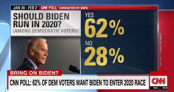 Biden run for president