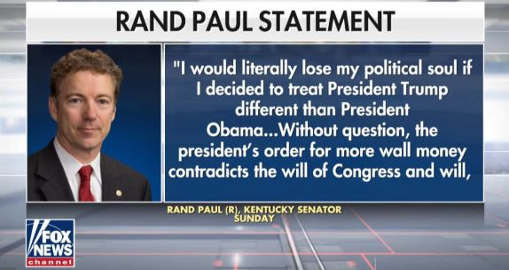 Paul on National Emergency