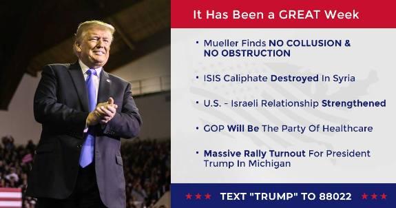Trump Michigan Speech
