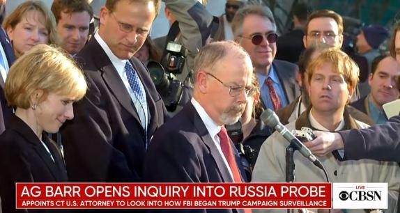 Barr Inquiry Russia Probe