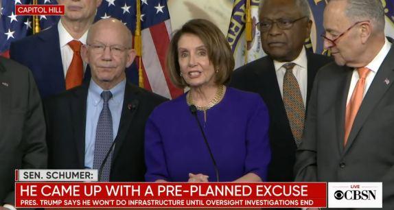 Democrats on Trump