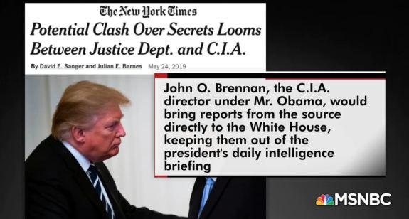 Brennan Obama