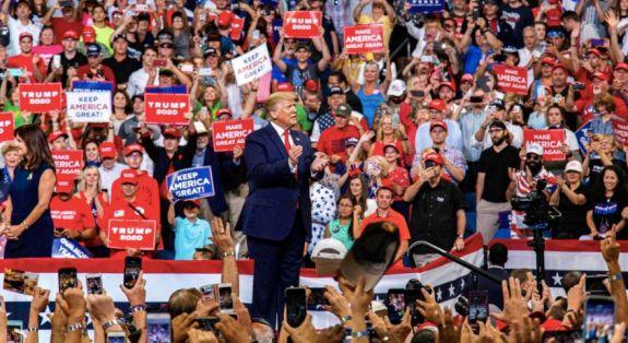 Trump Orlando Speech