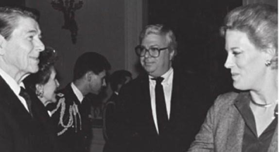 William Martin Schulz and Reagan
