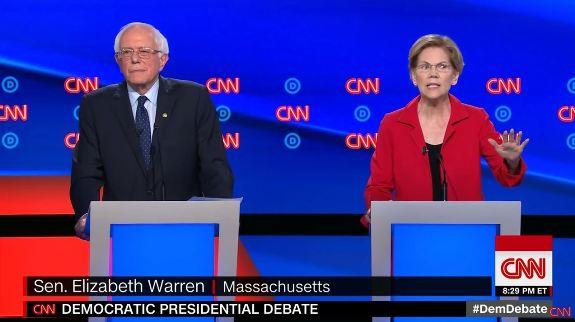 Pocahontas and Bernie