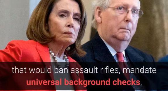 Pelosi Guns