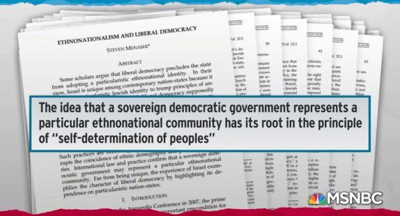 Rachel Maddow Ethnonationalism