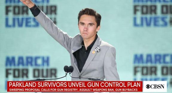David Hogg Gun Control Plan
