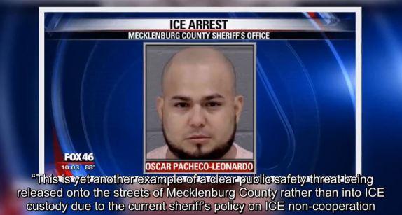 North Carolina ICE