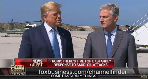 Trump on Iran