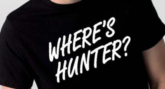 Wheres Hunter