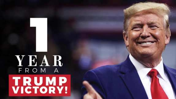 1 Year to Trump Victory