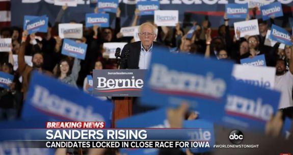 Sanders and Iowa