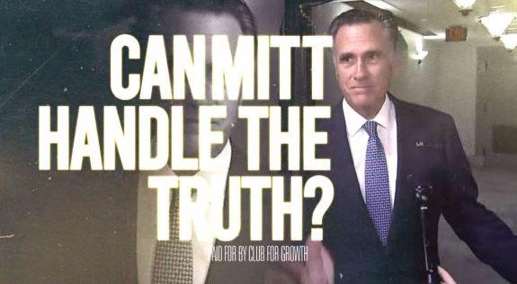 Mitt Handle the Truth