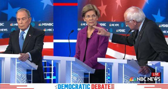 Democrat Debate Bernie