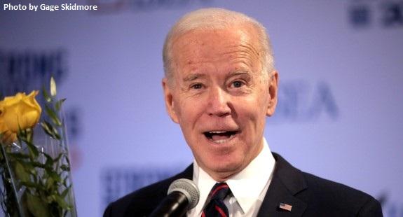 Smilin Joe Biden