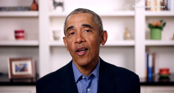 Obama Commencement Doom