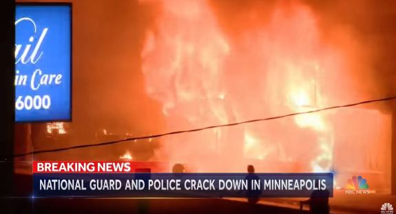 National Guard Crack Down