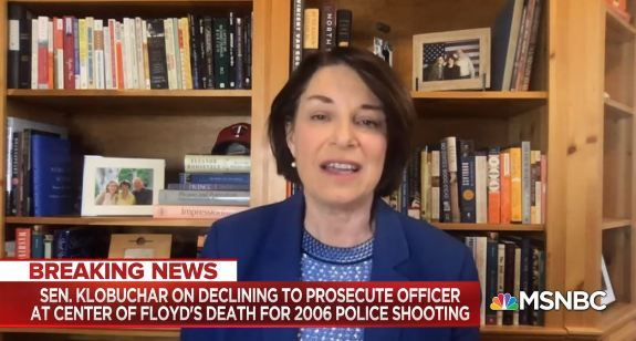 Amy Klobuchar Police Shooting