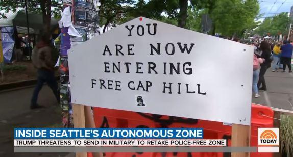 Seattle Autonomous Zone