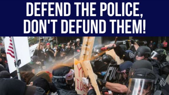 Defend Police