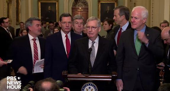 Republican Senate Leaders
