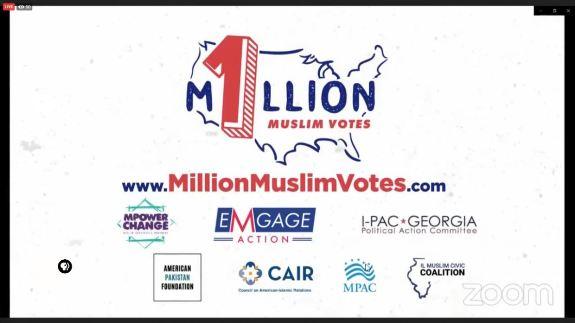 Million Muslim Votes