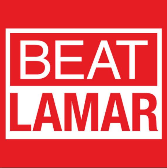 Beat Lamar Logo