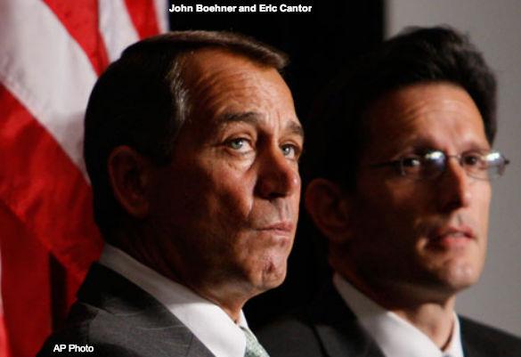 Boehner & Cantor