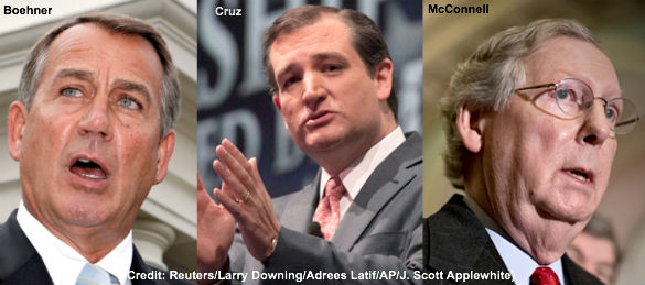 Boehner Cruz McConnell