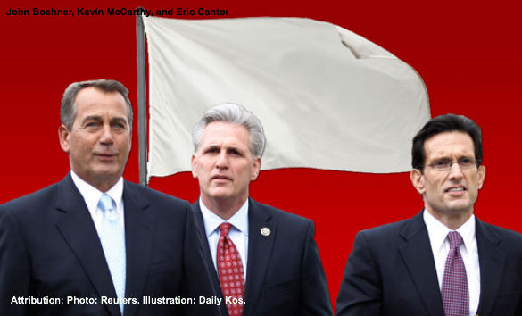 Boehner, McCarthy, and Cantor